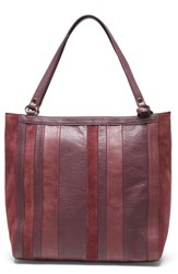 Sole Society Ragna Tote Red Oxblood
