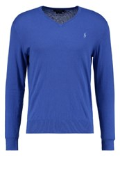 Polo Ralph Lauren Jumper Blue Legacy Royal Blue
