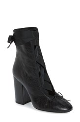 Valentino Women's 'Ballet' Ribbon Lace Up Bootie