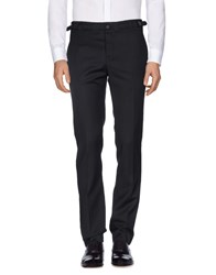 Faconnable Casual Pants Black