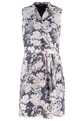 More And More Summer Dress Cloudy Grey Anthracite