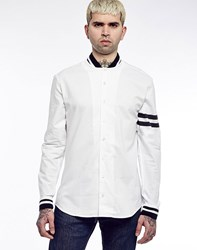 A Question Of Stripes Sports Shirt