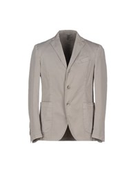 Massacri Suits And Jackets Blazers Men Light Grey