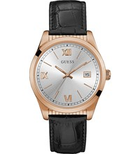Guess W0874g2 Baxter Watch Denim