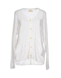 Levi's Made And Crafted Cardigans White