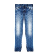 Dsquared2 Cool Guy Light Wash Jeans Male