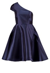 Vero Moda Vmpaisy Cocktail Dress Party Dress Peacoat Dark Blue