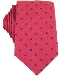Bar Iii Carnaby Collection Hyde Dot Skinny Tie Nantucket