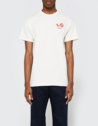 Obey Flower Ss Tee Natural