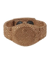 Natalia Brilli Bracelets Brown