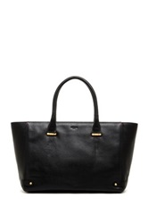 Lk Bennett Jerry Leather Tote Black