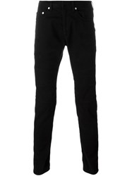 Neil Barrett Slim Fit Jeans Black