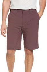 Hurley 'Dry Out' Dri Fit Tm Chino Shorts New Mahogany