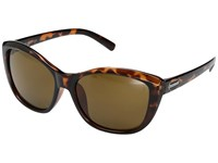 Suncloud Polarized Optics Skyline Tortoise Brown Polycarbonate Lens Sport Sunglasses