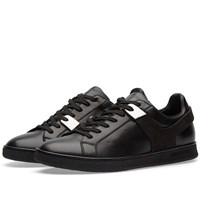 Neil Barrett Tennis Sneaker Black