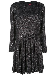 Sies Marjan Milou Marocaine Glitter Dress Black