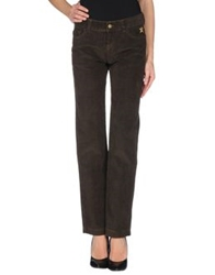 Hollywood Milano Casual Pants Dark Brown