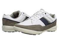 Callaway Del Mar Zephyr White Grey Navy Men's Golf Shoes