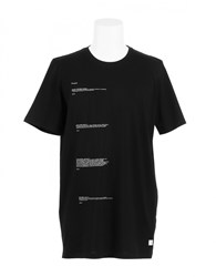 Stampd T Shirt Black