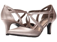 Lifestride Seamless Rose Gold Vinci High Heels