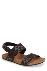 Toms 'Moreno' Sandal Men Gray
