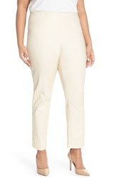 Plus Size Women's Nic Zoe 'Perfect' Side Zip Pants