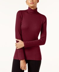 Inc International Concepts Ribbed Knit Turtleneck Created For Macy's Port
