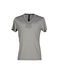 Richmond Denim T Shirts Grey