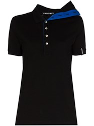 Y Project Asymmetric Cotton Polo Shirt 60