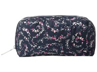Le Sport Sac Essential Cosmetic Case Fairy Floral Blue Cosmetic Case Black