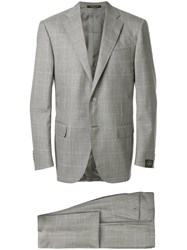 Corneliani Two Piece Suit Grey