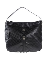 Piero Guidi Handbags Black