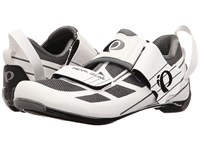 Pearl Izumi Tri Fly Select V6 White Shadow Grey Women's Cycling Shoes