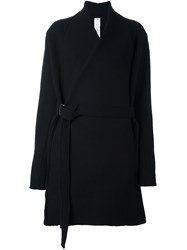 Damir Doma 'Chopin' Coat Black