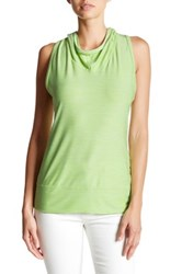 The North Face Motivation Sleeveless Hoodie Green