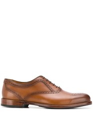 Harry's Of London Harrys Classic Oxford Shoes Brown