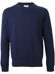 Kenzo Crew Neck Sweater Brown