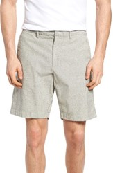 Nordstrom Men's Big And Tall Men's Shop Washed Shorts Beige Rainy Day