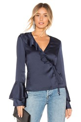 The Jetset Diaries Louvre Top Navy