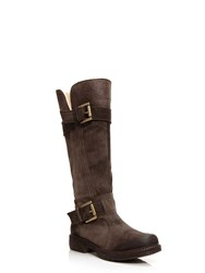 Moda In Pelle Galloe Long Boots Brown