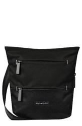 Sherpani Medium Sadie Crossbody Bag Black Raven