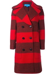 Mih Jeans 'Richards' Coat Red