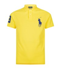 Polo Ralph Lauren Large Crest Top Male Yellow