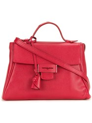 Myriam Schaefer Mini 'Byron' Tote Red