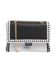 Boutique Moschino Handbags White
