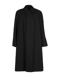 Aquascutum London Aquascutum Coats And Jackets Full Length Jackets Men Black