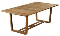 Barlow Tyrie Avon Rectangular Dining Table