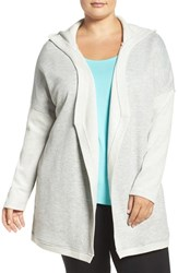 Marika Plus Size Women's Curves Colletee Cardigan