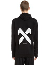 11 By Boris Bidjan Saberi Cotton Hooded Sweatshirt