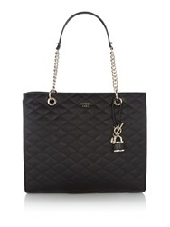 Guess Penelope Shopper Bag Black